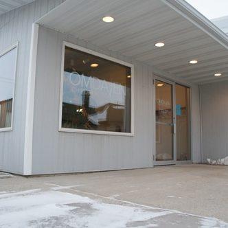 Chiropractic Mayville ND front door
